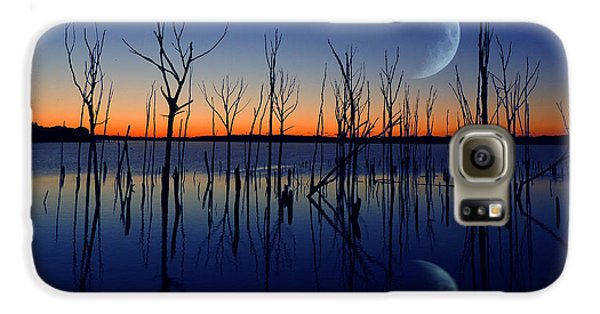 The Crescent Moon Galaxy S6 Case