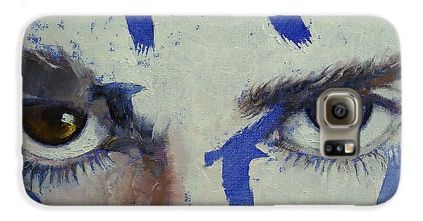 Crows Galaxy S6 Case by Michael Creese