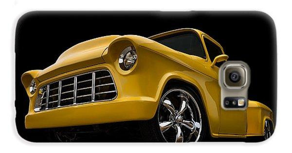 Truck Galaxy S6 Case - Cut '55 by Douglas Pittman