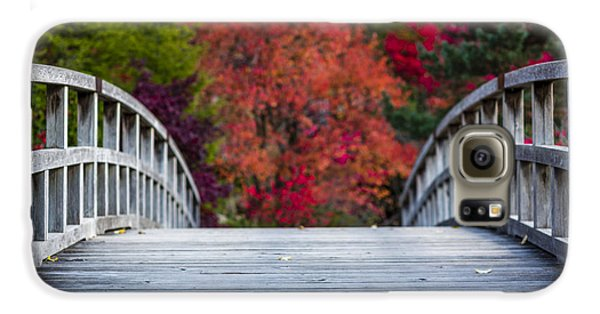 Galaxy S6 Case featuring the photograph Cypress Bridge by Sebastian Musial