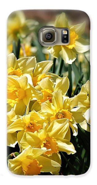 Daffodil Galaxy S6 Case