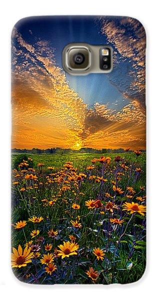 Daisy Dream Galaxy S6 Case