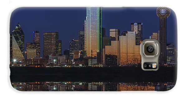 Dallas Aglow Galaxy S6 Case by Rick Berk