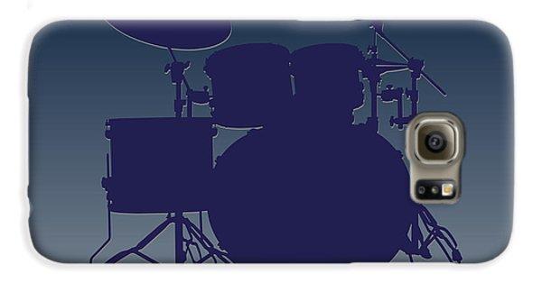 Dallas Cowboys Drum Set Galaxy S6 Case by Joe Hamilton