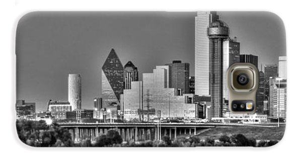 Dallas The New Gotham City  Galaxy S6 Case by Jonathan Davison