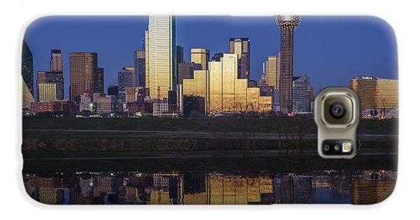 Dallas Twilight Galaxy S6 Case by Rick Berk