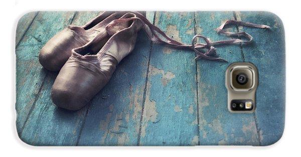 Danced Galaxy S6 Case by Priska Wettstein