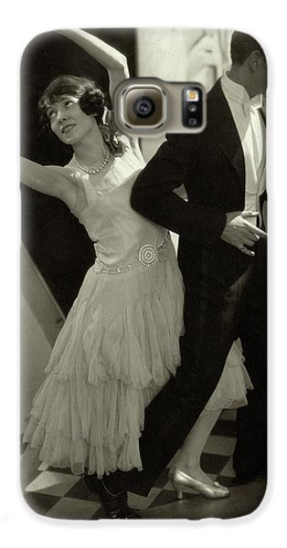 Dancers Fred And Adele Astaire Galaxy S6 Case by Edward Steichen
