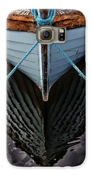 Boat Galaxy S6 Case - Dark Waters by Stelios Kleanthous