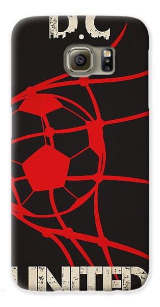Dc United Goal Galaxy S6 Case by Joe Hamilton