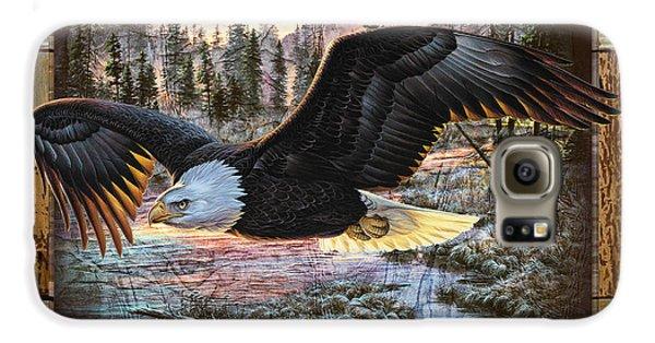Eagle Galaxy S6 Case - Deco Eagle by JQ Licensing