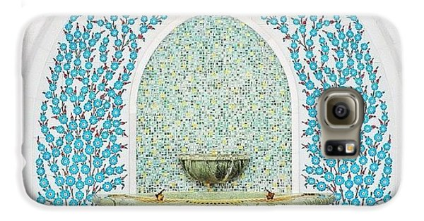#decorative #wallceramic #grandmosque Galaxy S6 Case