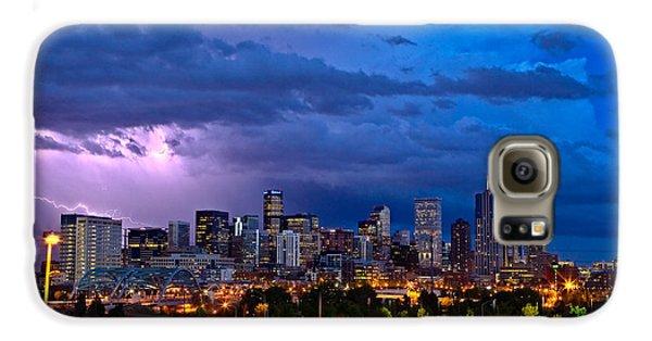 Denver Skyline Galaxy S6 Case