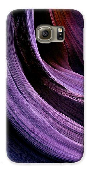Desert Eclipse Galaxy S6 Case by Mike  Dawson