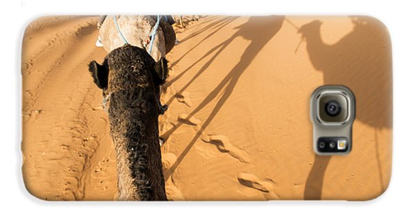 Desert Excursion Galaxy S6 Case