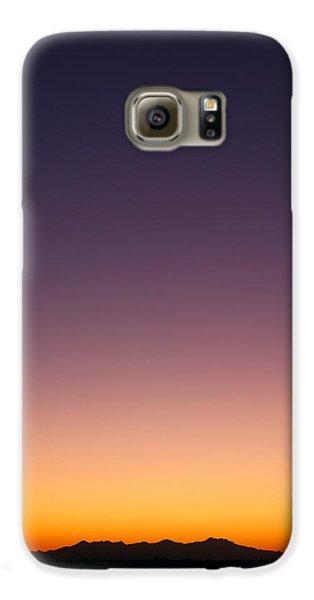 Desert Twilight Galaxy S6 Case