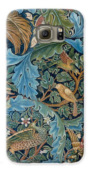 Design For Tapestry Galaxy S6 Case by William Morris