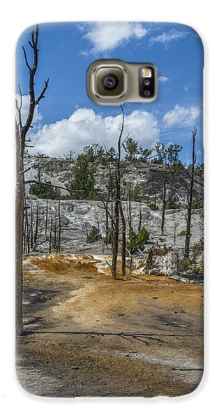 Desolation Yellowstone National Park Galaxy S6 Case