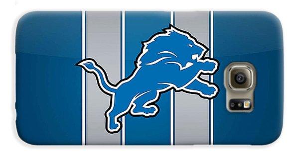 Detroit Lions Galaxy S6 Case