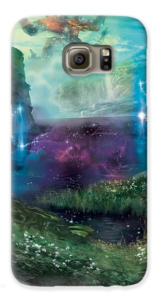 Magician Galaxy S6 Case - Dictate Of Kruphix Promo by Ryan Barger