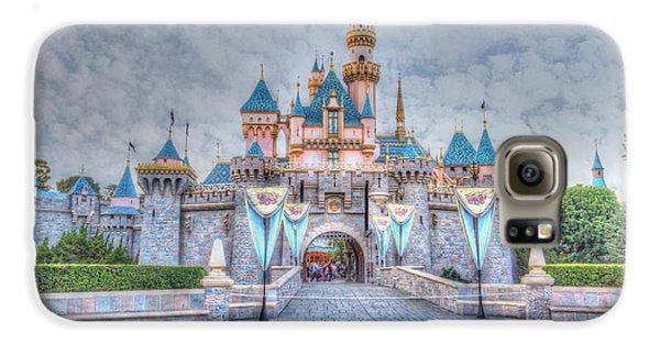 Disney Magic Galaxy S6 Case