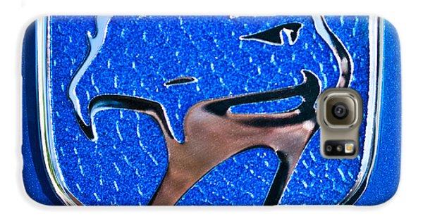 Dodge Viper Emblem -217c Galaxy S6 Case by Jill Reger