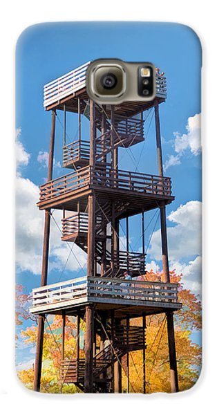 Door County Eagle Tower Peninsula State Park Galaxy S6 Case