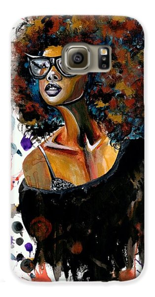 Beautiful Galaxy S6 Case - Dope Chic by Artist RiA