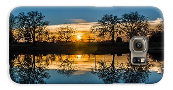Double Down Galaxy S6 Case by Randy Scherkenbach