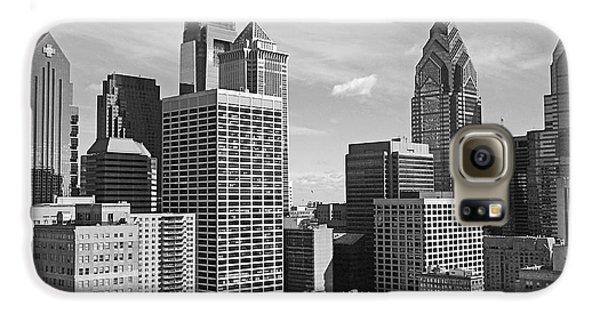 Downtown Philadelphia Galaxy S6 Case