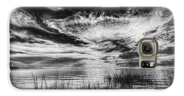 Mangrove Galaxy S6 Case - Dream Of Better Days-bw by Marvin Spates