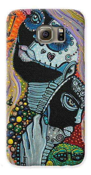 Voodoo Galaxy S6 Case - Dreaming Of Mardi Gras by Laura Barbosa