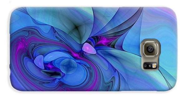 Driven To Abstraction Galaxy S6 Case
