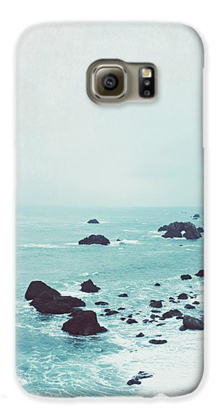 Dusk At The Sea Galaxy S6 Case by Lupen  Grainne
