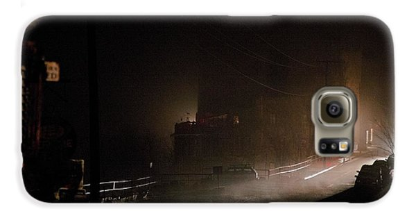 Early Misty Morning In Jerome Az Galaxy S6 Case