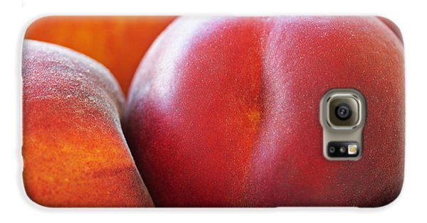 Eat A Peach Galaxy S6 Case