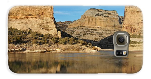 Echo Park In Dinosaur National Monument Galaxy S6 Case