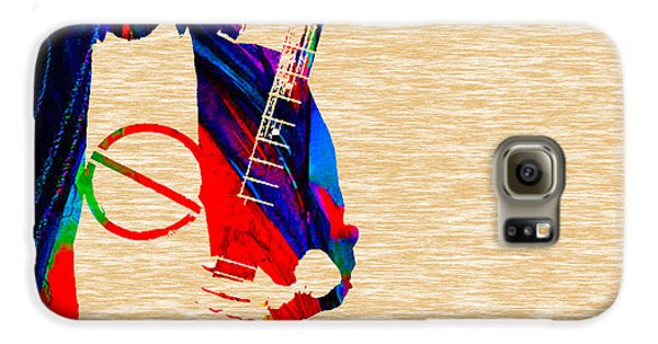 Eddie Van Halen Collection Galaxy S6 Case