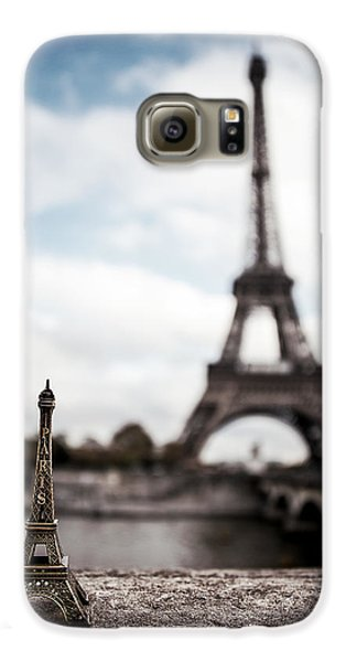 Eiffel Trinket Galaxy S6 Case by Ryan Wyckoff
