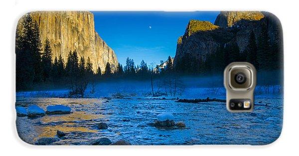 El Capitan And Half Dome Galaxy S6 Case