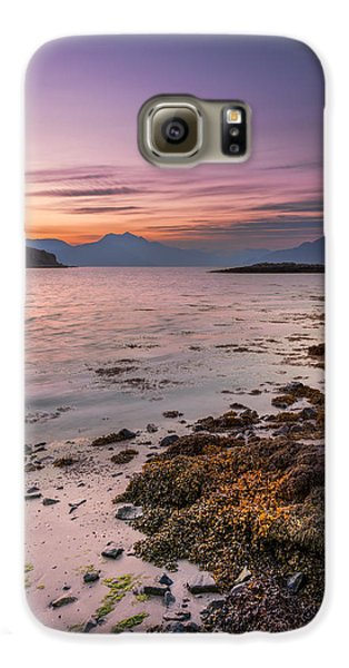 Landscape Wall Art Sunset Isle Of Skye Galaxy S6 Case