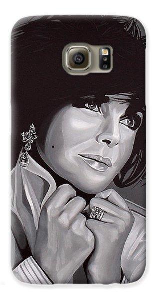 Elizabeth Taylor Galaxy S6 Case