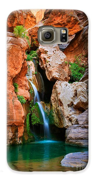 Elves Chasm Galaxy S6 Case