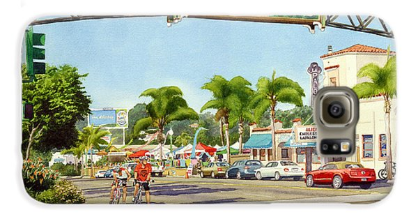 Encinitas California Galaxy S6 Case