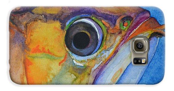 Endangered Eye IIi Galaxy S6 Case