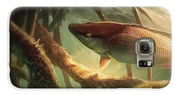 Mangrove Galaxy S6 Case - Entre Mangles by Javier Lazo