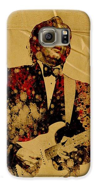 Eric Clapton 2 Galaxy S6 Case