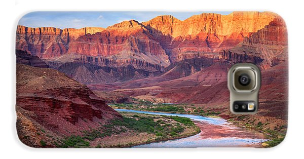 Evening At Cardenas Galaxy S6 Case by Inge Johnsson