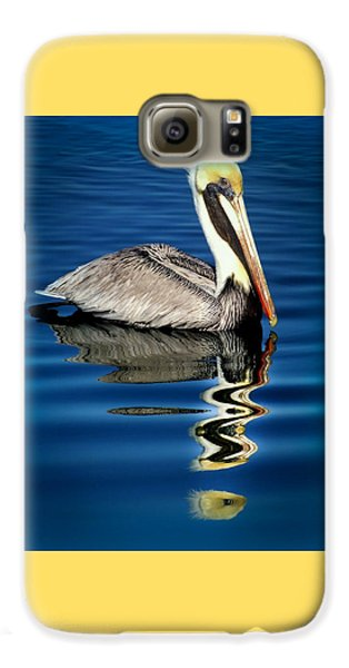 Pelican Galaxy S6 Case - Eye Of Reflection by Karen Wiles