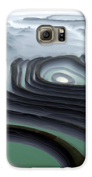 Eye Of The Minotaur Galaxy S6 Case